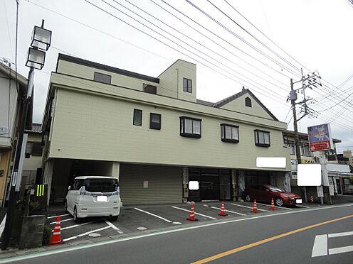 店舗付住宅(建物全部)-白岡市小久喜 外観