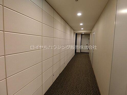 中古マンション-横浜市神奈川区栄町 ホテルライクな共用廊下