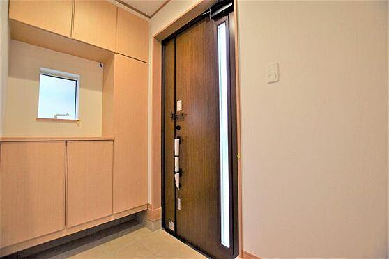 新築一戸建て-仙台市青葉区高松3丁目 玄関