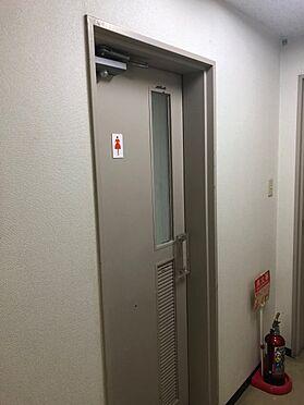 事務所(建物全部)-水戸市中央 トイレ