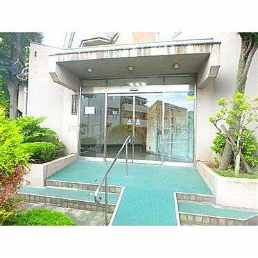 マンション(建物一部)-江戸川区中央2丁目 ハイツオースギのエントランスです