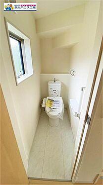 戸建賃貸-柴田郡柴田町東船迫1丁目 トイレ