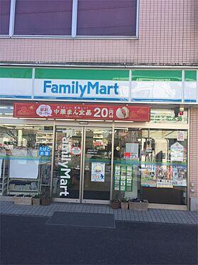 土地-鶴ヶ島市大字藤金 ファミリーマート若葉駅東口店(1494m)