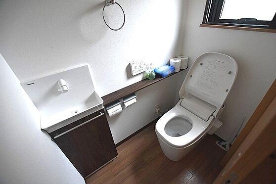 中古一戸建て-葛飾区四つ木2丁目 トイレ