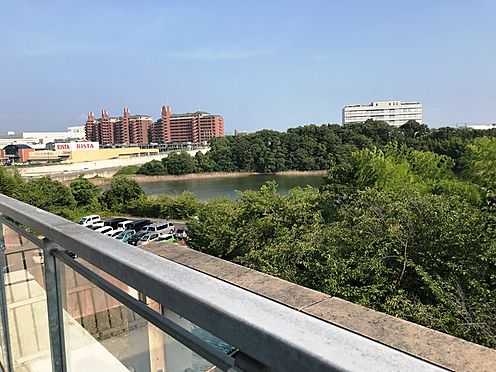 マンション(建物全部)-豊田市本新町7丁目 306号室からの眺望
