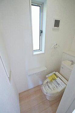 新築一戸建て-大崎市古川境野宮字北屋敷 トイレ