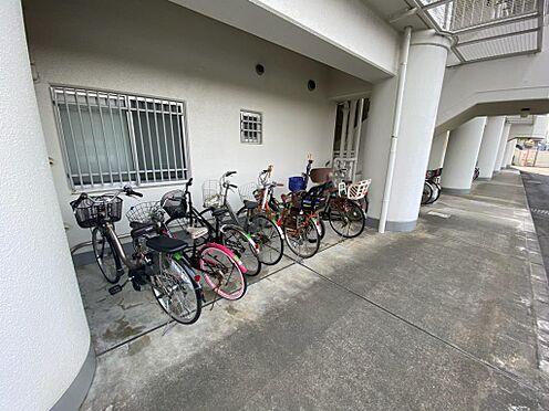 マンション(建物一部)-八尾市若林町1丁目 駐輪場