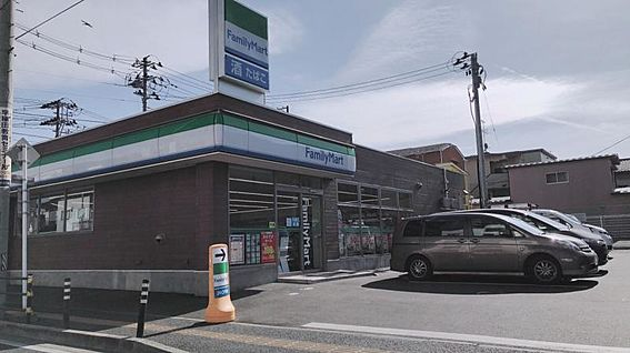 アパート-仙台市青葉区福沢町 ファミリーマート宮町四丁目店270m