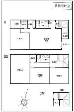 ビル(建物全部)-横浜市瀬谷区宮沢1丁目 間取り