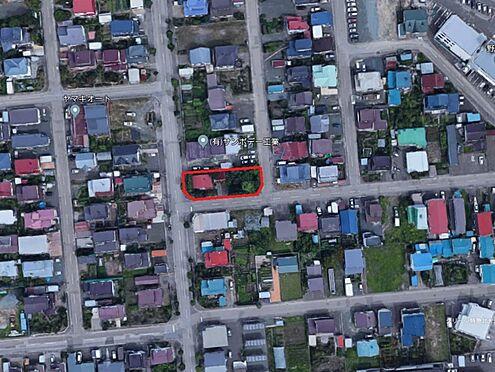 建物全部その他-北見市末広町 航空写真