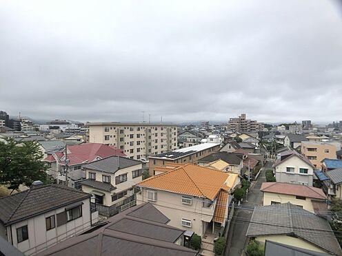 区分マンション-福岡市城南区別府6丁目 バルコニーからの眺望2です。