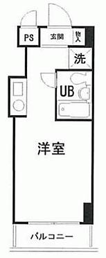 区分マンション-品川区東大井5丁目 間取り
