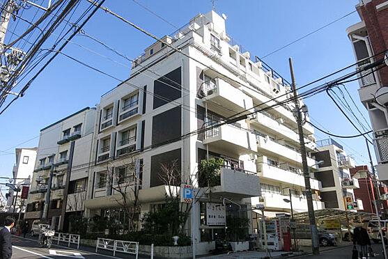 中古マンション-渋谷区千駄ヶ谷3丁目 外観