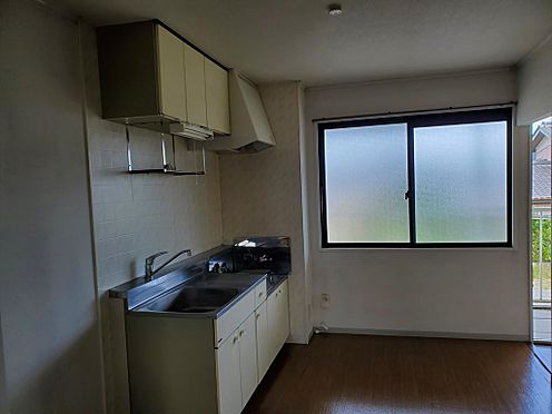 アパート-取手市宮和田 キッチン