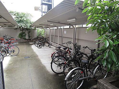 マンション(建物一部)-大阪市西淀川区姫里2丁目 屋根付きの駐輪場あり