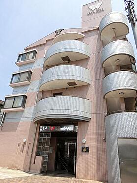 マンション(建物一部)-狛江市東和泉1丁目 タイル張りの外観です