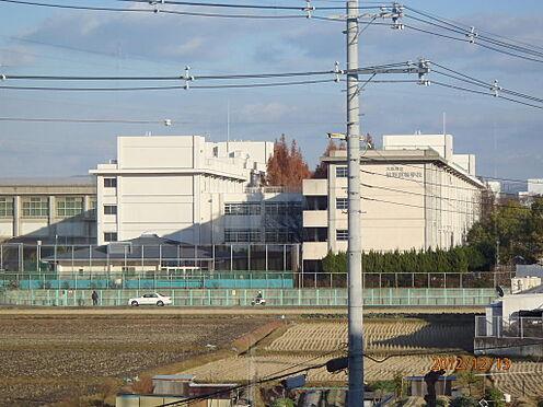 土地-神戸市須磨区妙法寺字蓮池 「県立高校」まで1000メートル