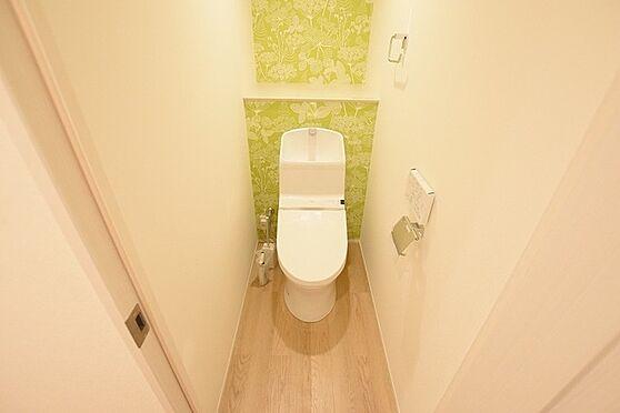 中古マンション-葛飾区東立石3丁目 トイレ