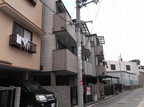 中古テラスハウス-箕面市桜井2丁目 外観