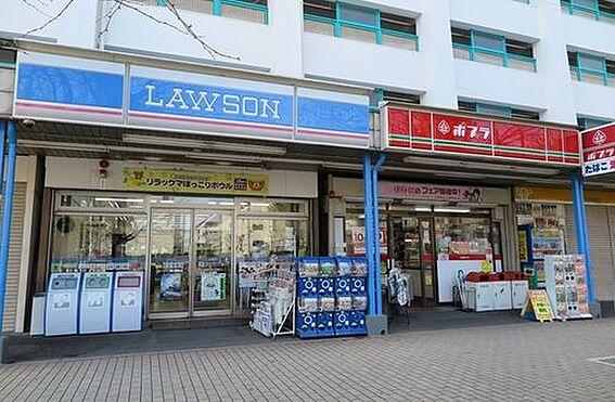 中古マンション-江東区辰巳1丁目 ローソン 辰巳団地店(356m)