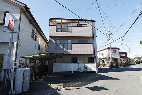 マンション(建物全部)-浜松市中区和合北4丁目 3DK×3部屋、駐車場3台付き。太陽光パネル付きです。