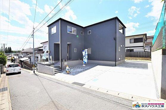 新築一戸建て-仙台市青葉区水の森2丁目 外観