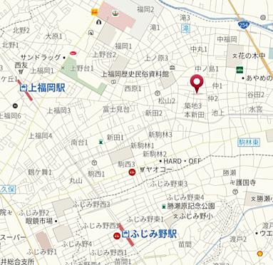 アパート-ふじみ野市築地2丁目 その他