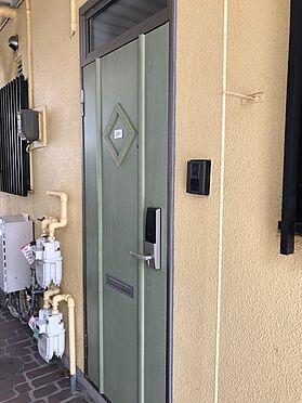 アパート-仙台市太白区長町7丁目 玄関ドア