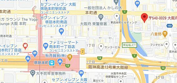 中古マンション-大阪市中央区本町橋 その他