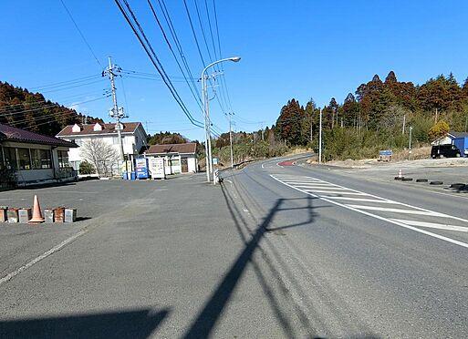 住宅付店舗(建物全部)-山武市埴谷 東側前面道路 その2