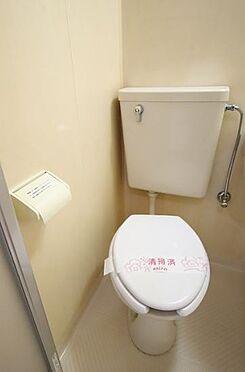 アパート-富士見市針ケ谷1丁目 トイレ(ユニットバス)