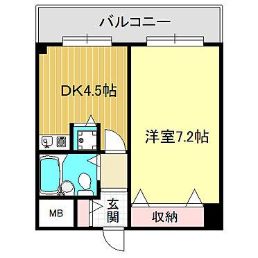 マンション(建物一部)-神戸市中央区花隈町 きれいな室内