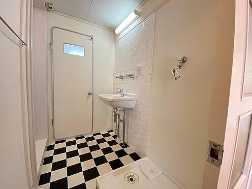 中古マンション-八王子市鹿島 洗面室、洗面台
