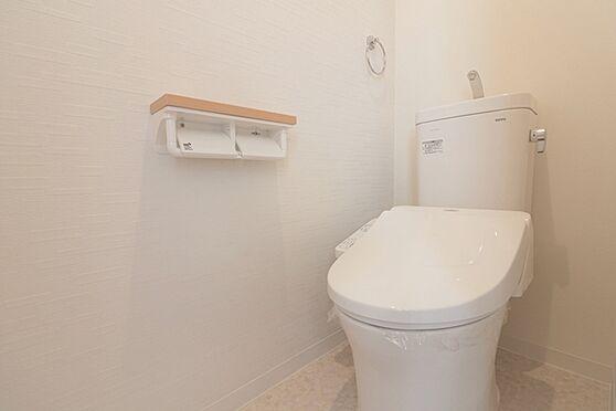 中古マンション-大阪市北区中崎西4丁目 トイレ
