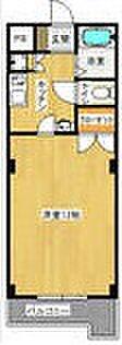 マンション(建物一部)-宮崎市清武町木原 間取り