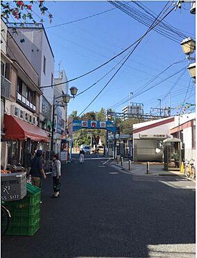 店舗(建物全部)-世田谷区大原2丁目 前面道路1