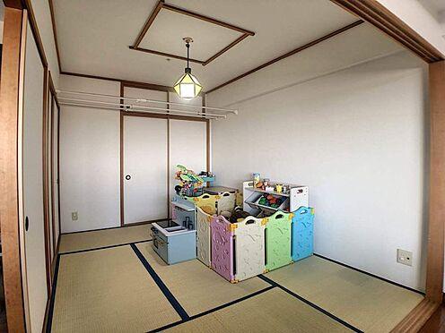 中古マンション-豊田市寿町7丁目 リビングには和室が隣接しています。使い方沢山です!