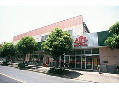 建物全部その他-八王子市叶谷町 スーパーアルプス横川店まで801m