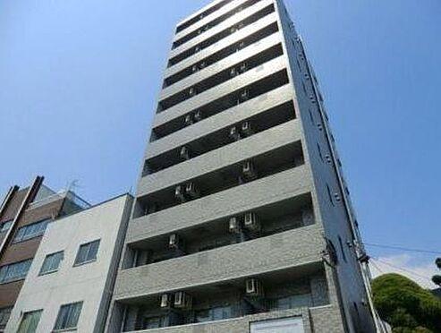 マンション(建物一部)-大阪市天王寺区大道2丁目 スッキリとした外観