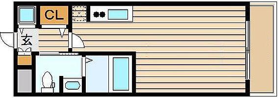 マンション(建物一部)-大阪市淀川区新北野3丁目 セパレートの1R