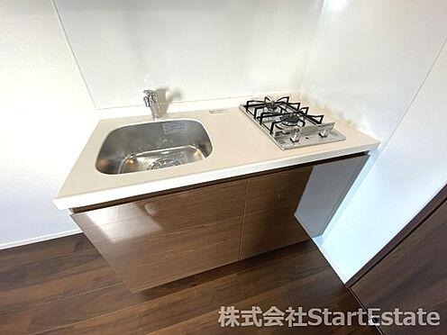 中古マンション-大阪市西区南堀江3丁目 使いやすいキッチンです