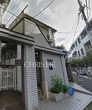 アパート-渋谷区本町 外観