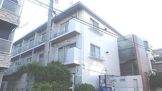 中古マンション-渋谷区西原2丁目 外観です
