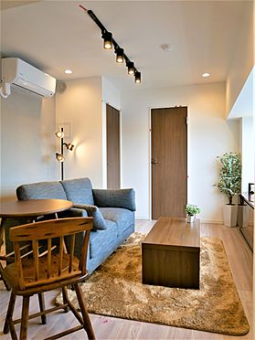 区分マンション-杉並区上高井戸1丁目 リビングダイニング(家具・什器は販売価格に含まれません。)
