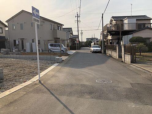 新築一戸建て-春日井市東野町8丁目 前面道路幅員約6.0m!閑静な住宅街!
