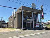 道道に面する飲食店向きテナントビル