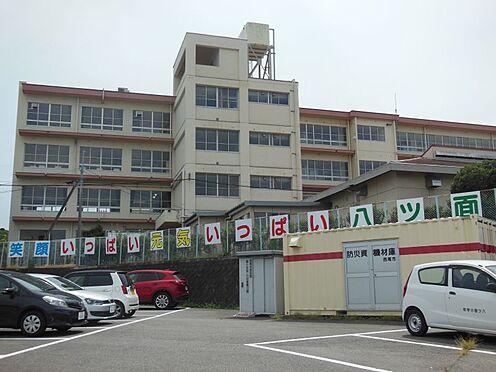 土地-西尾市戸ケ崎4丁目 八ツ面小学校 約650m