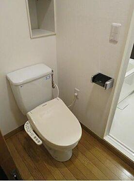 収益ビル-台東区松が谷4丁目 トイレ