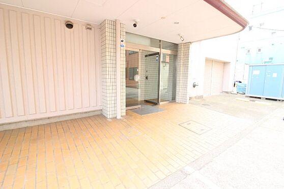 中古マンション-横須賀市米が浜通2丁目 エントランス