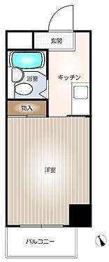 マンション(建物一部)-名古屋市中村区名駅南5丁目 間取り